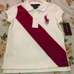 Ralph Lauren Shirts & Tops - Toddler Girl Ralph Lauren Polo